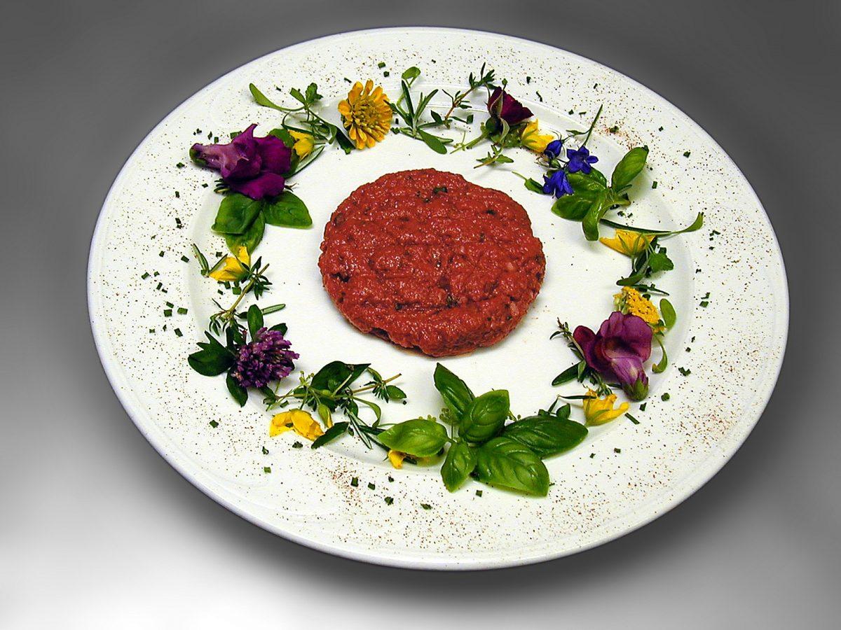 Beef-Tatar Rezept
