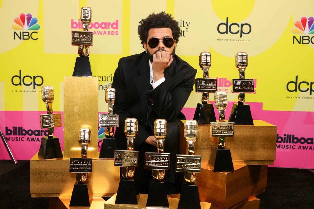 Billboard Music Awards 2021: The Weeknd gewinnt zehn Trophäen