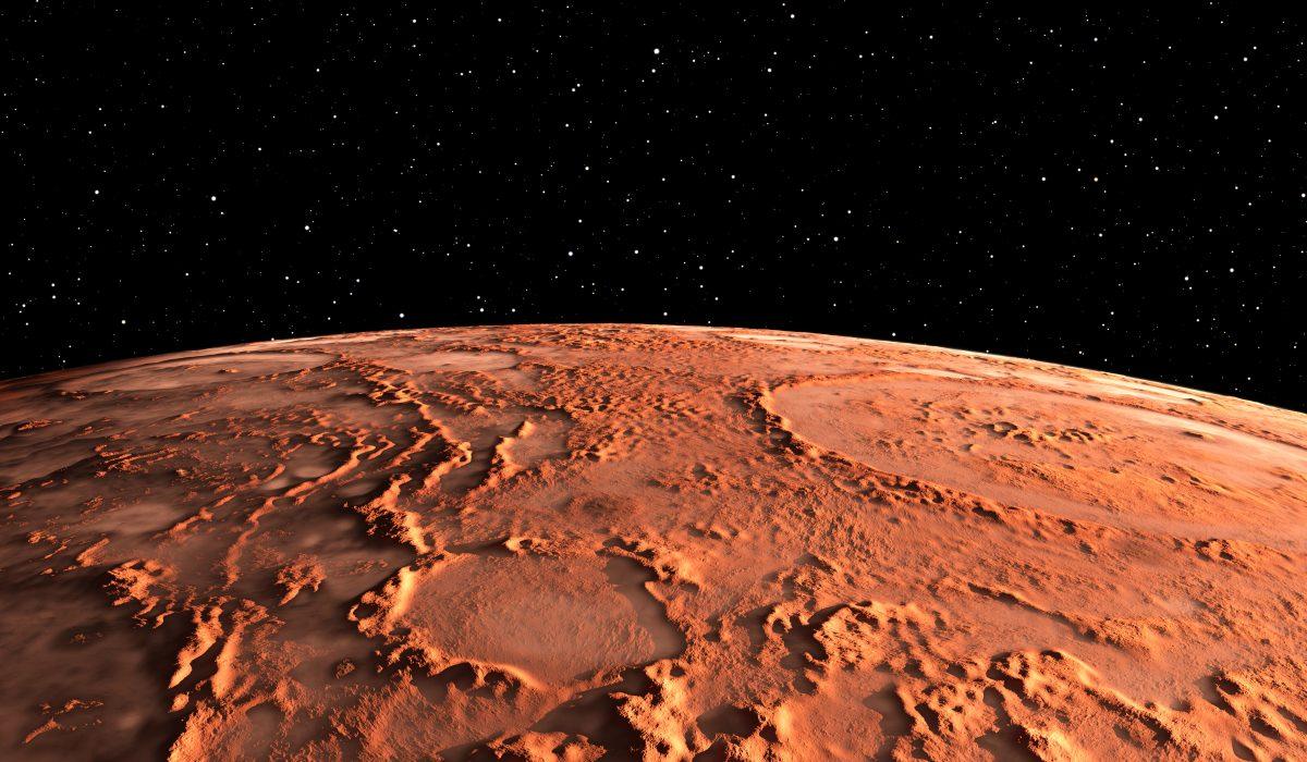 Chinas Mars-Rover Zhurong macht erste Fahrt auf dem roten Planten
