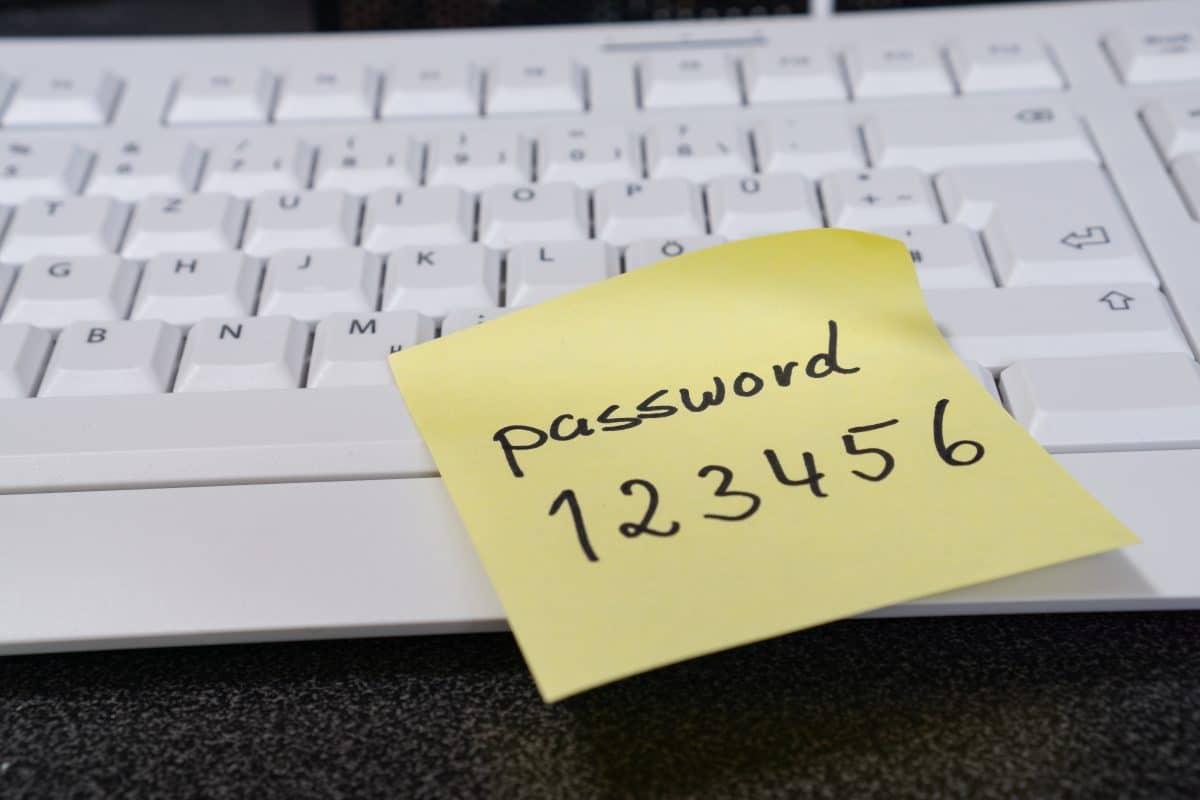 Das sind die Top 10 der schlechtesten Passwörter