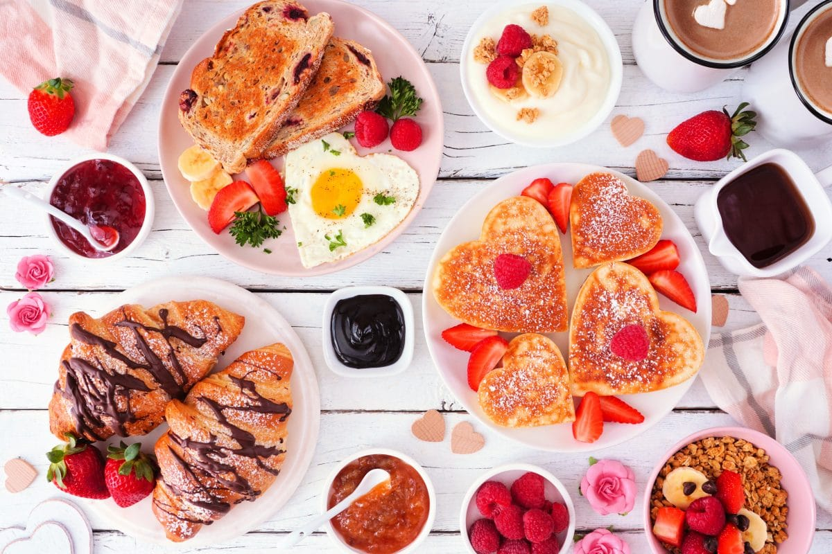 Die besten Frühstücksideen für den Muttertag