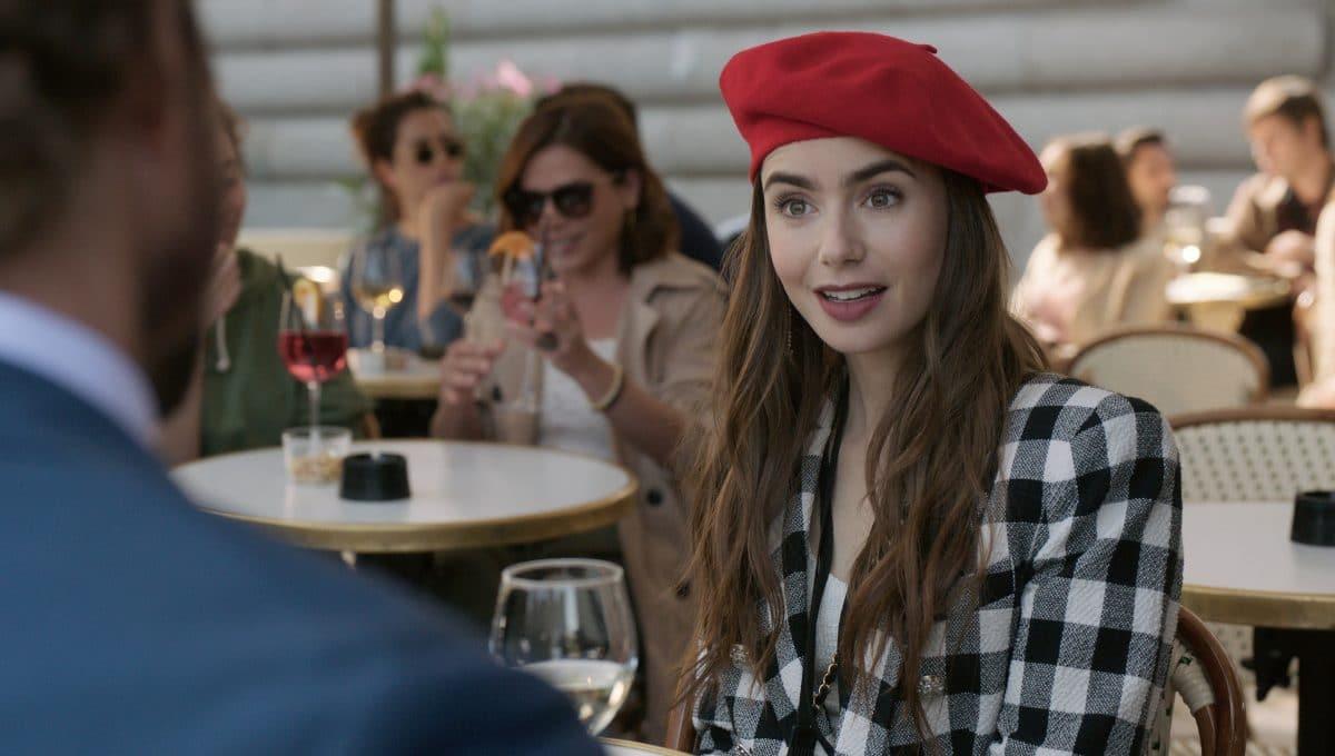 """""""Emily in Paris"""": Die Dreharbeiten für die 2. Staffel haben begonnen"""