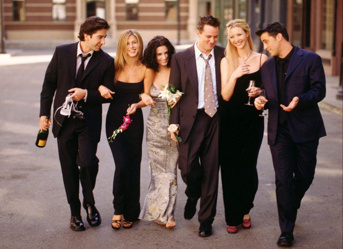 """""""Friends""""-Reunion: Der erste Trailer ist da"""