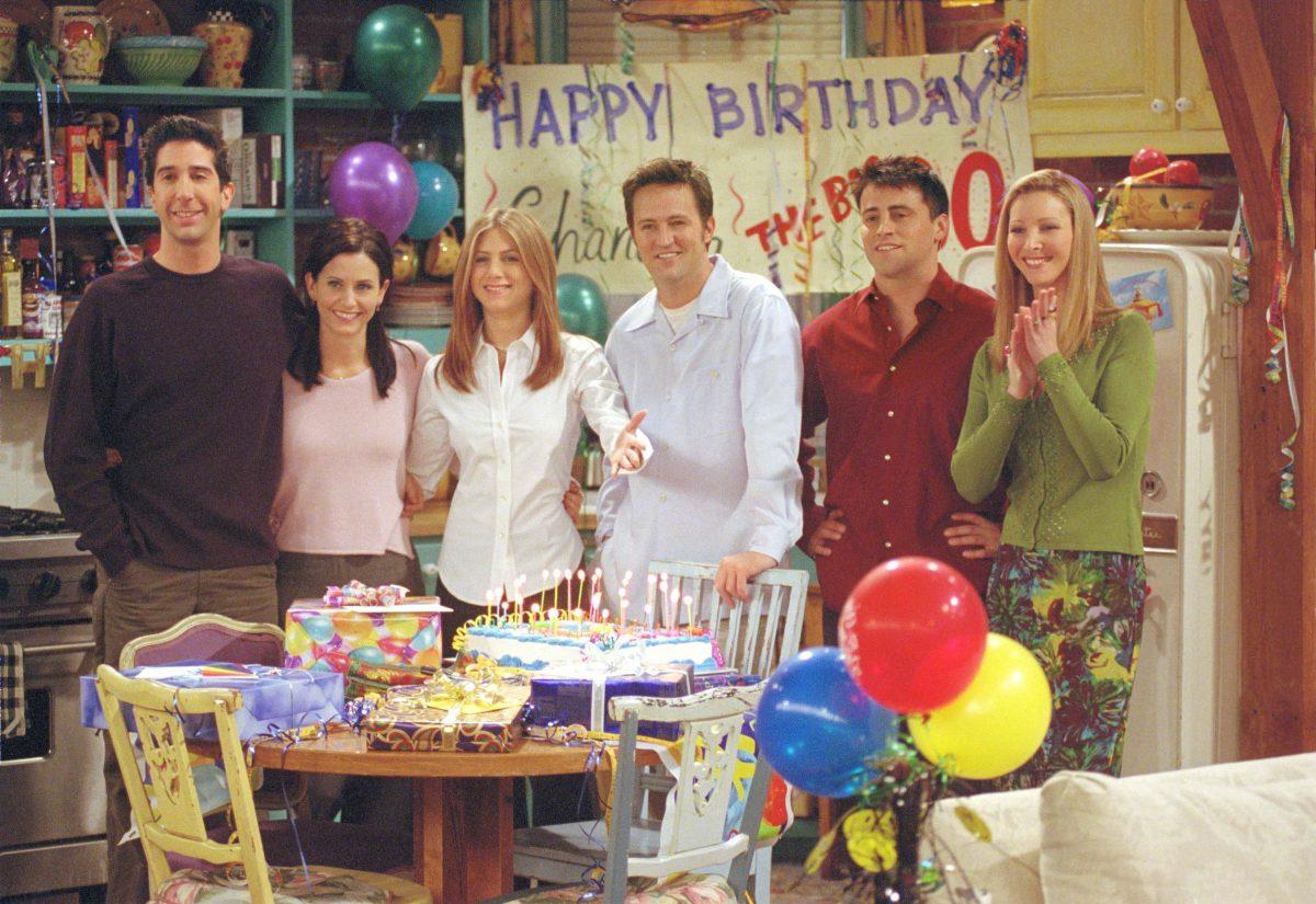 """""""Friends: The Reunion"""" läuft in Östereich, Deutschland und der Schweiz am 27. Mai auf Sky"""