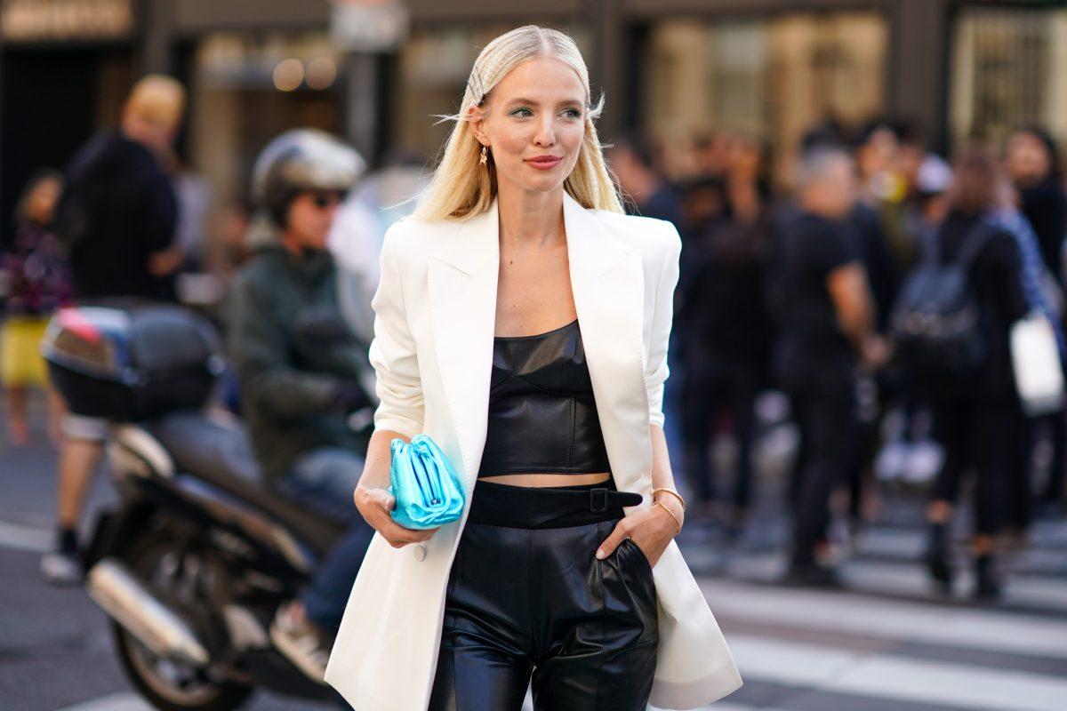 Blazer-Trends: So trägt man den Style im Sommer 2021