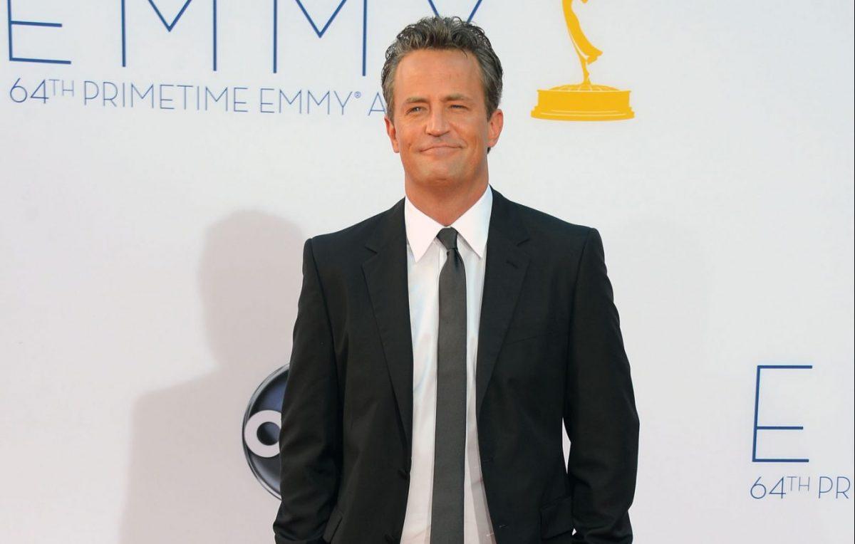 """Matthew Perry: Die Verlobung des """"Friends""""-Stars liegt auf Eis"""