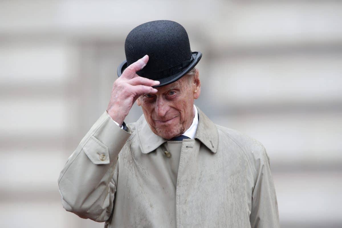 Prinz Philip: Die offizielle Todesursache steht jetzt fest