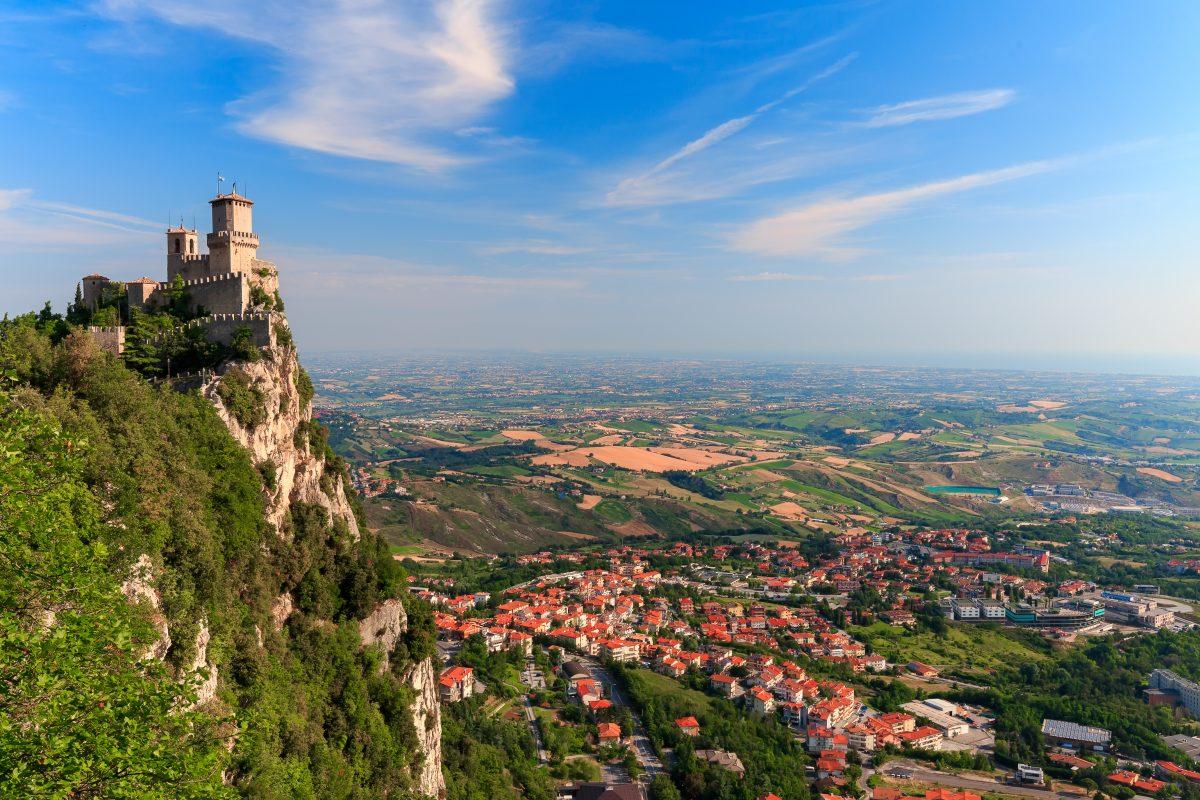 San Marino bietet Sputnik-Impfstoff für Touristen an