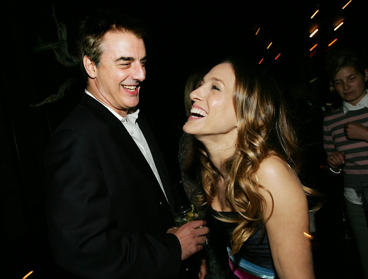"""Chris Noth als """"Mr. Big"""" in """"Sex and the City""""-Reboot dabei"""