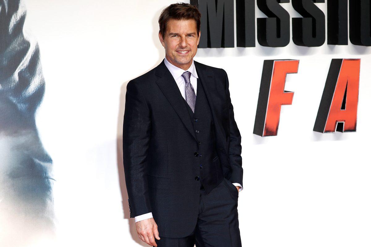 Protest gegen Golden Globes: Tom Cruise gibt seine Trophäen zurück