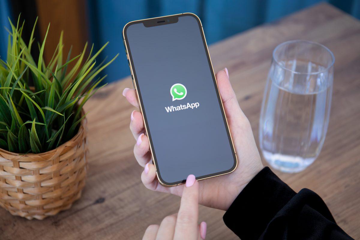 WhatsApp-Sprachnachrichten kann man jetzt schneller abspielen