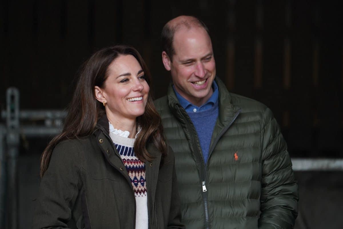 Prinz William und Herzogin Kate starten royalen YouTube-Kanal