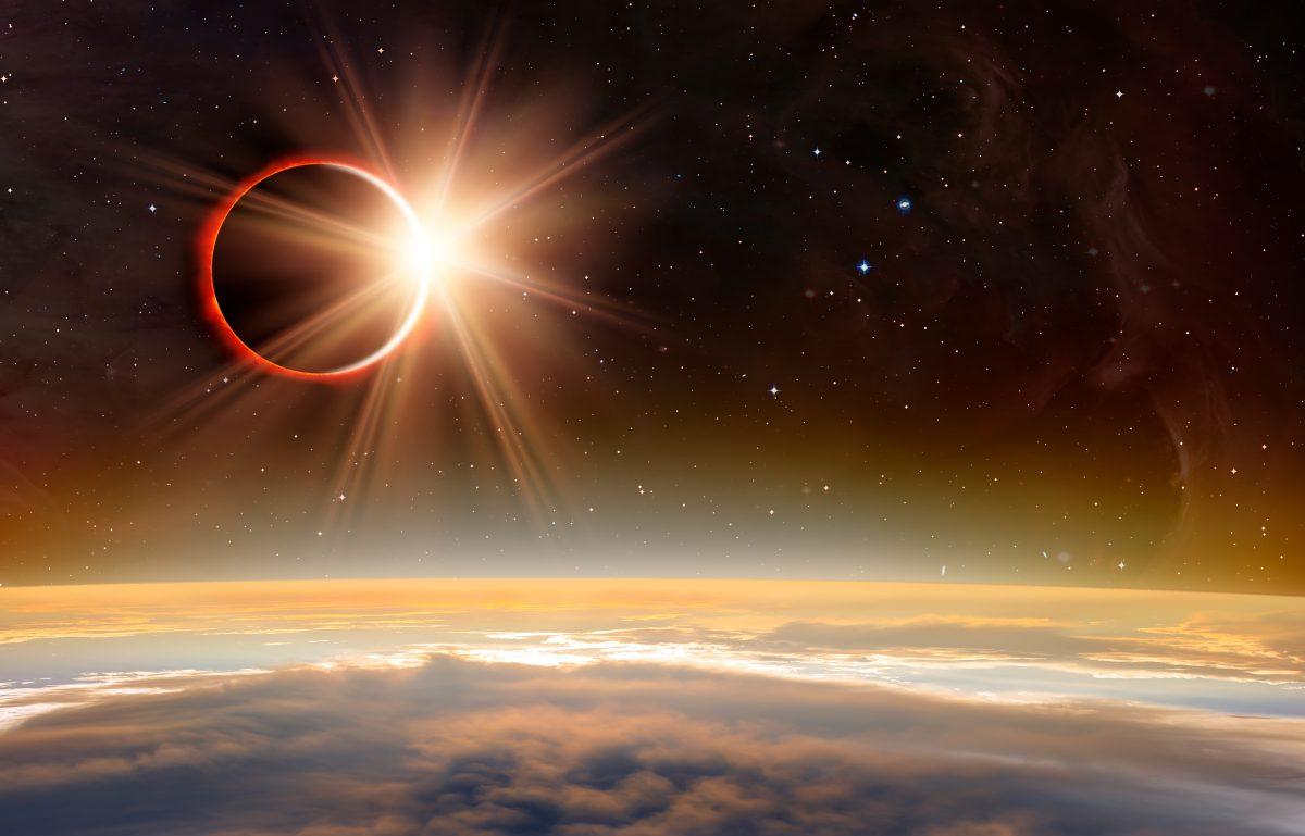 Sonnenfinsternis am 10. Juni: Auf diese Sternzeichen wirkt sie sich positiv aus