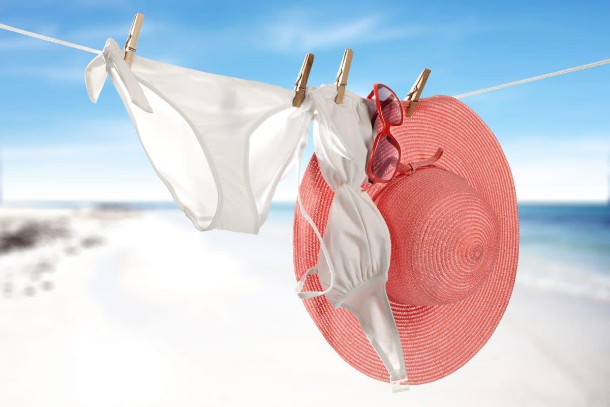 Bikini und Badeanzug: So pflegst du deine Bademode richtig