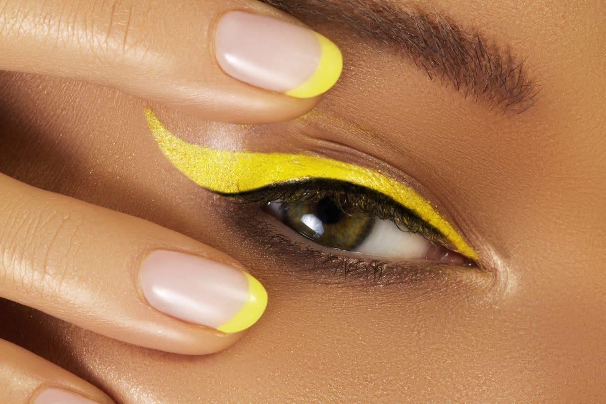 Make-up-Trend: So tragen wir unseren Eyeliner im Festival-Sommer 2021