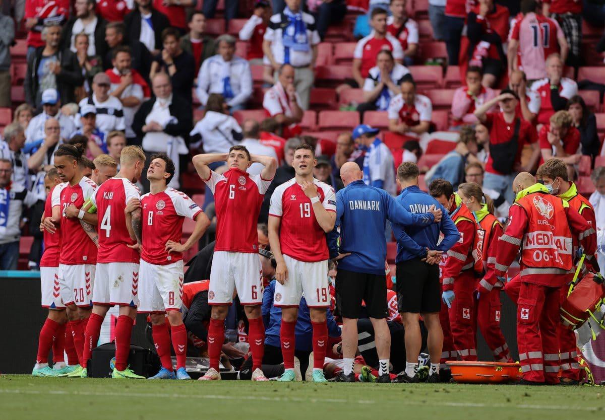 Christian Eriksen: Dänische Nationalmannschaft gibt Gesundheits-Update