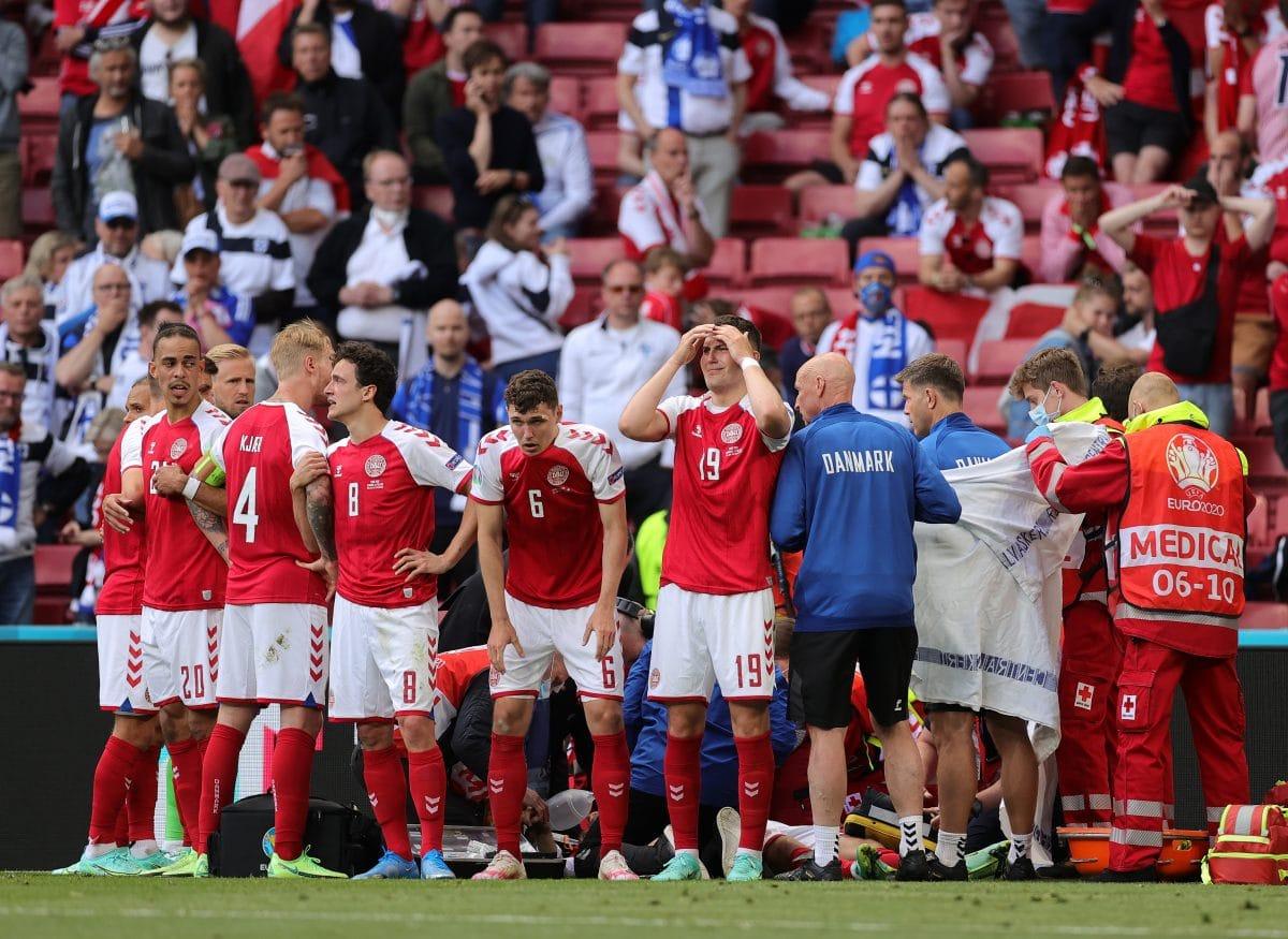 Dänischer Fußballer Eriksen bei EM kollabiert und reanimiert: Zustand wieder stabil