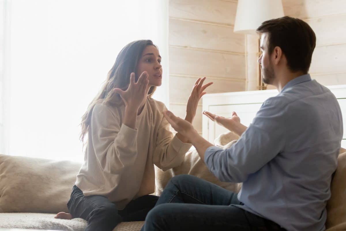 5 Dinge über die einfach alle Paare streiten