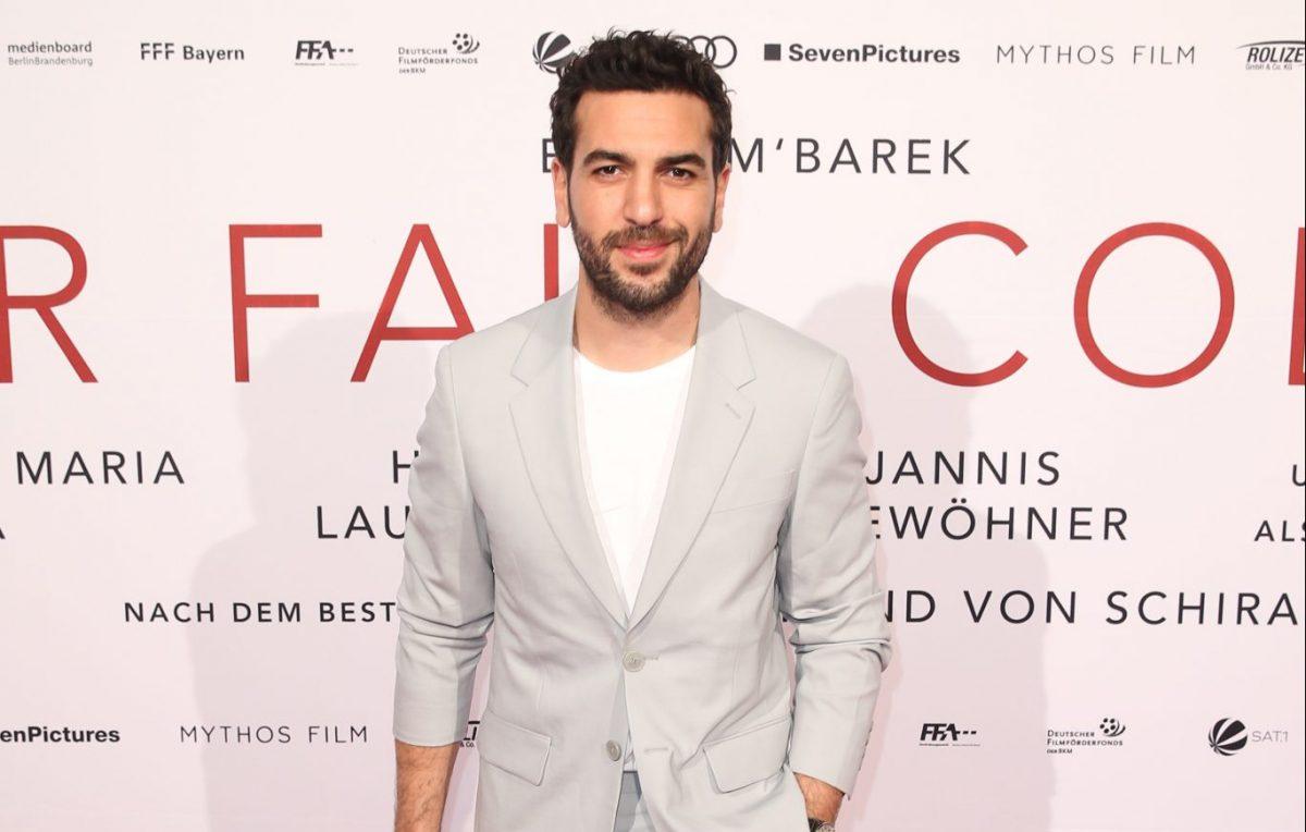 Elyas M'Barek: Ist das seine neue Freundin?