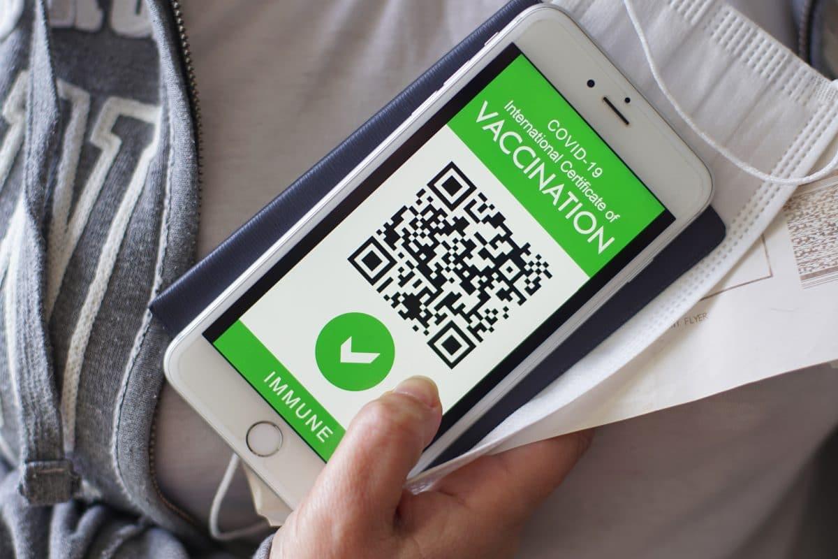 """""""Grüner Pass"""": So bekommst du den digitalen Corona-Nachweis"""