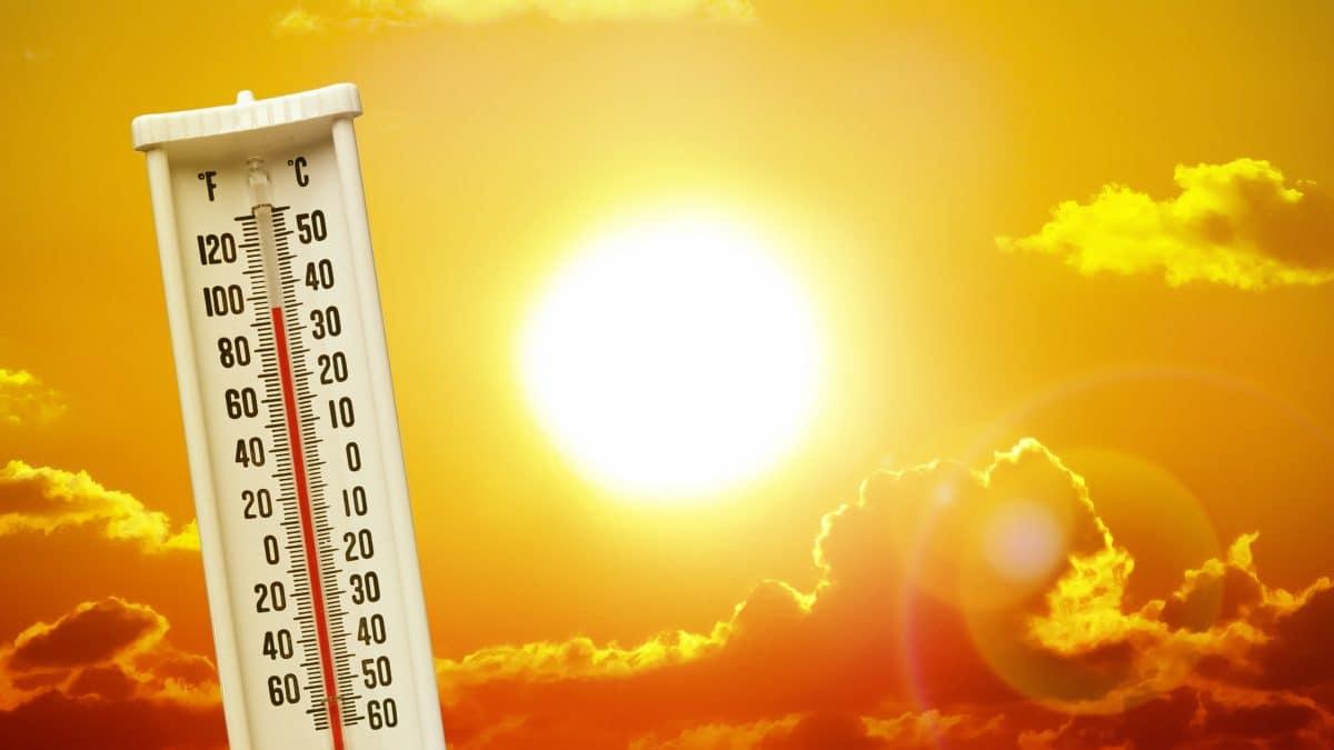 Hitze und Gewitter im Anmarsch: Juni endet mit 37 Grad