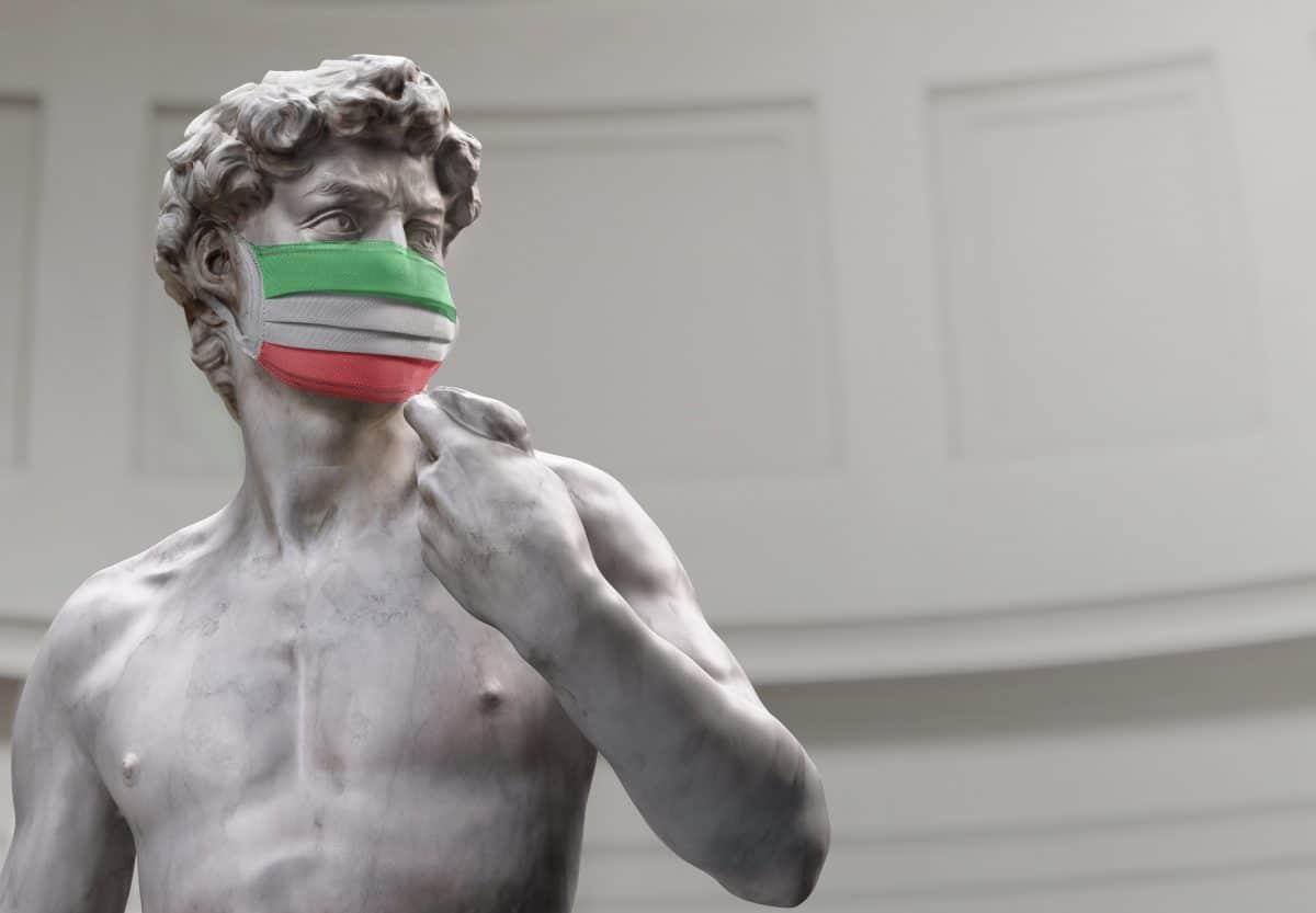 Italien will Maskenpflicht im Freien ab Mitte Juli aufheben