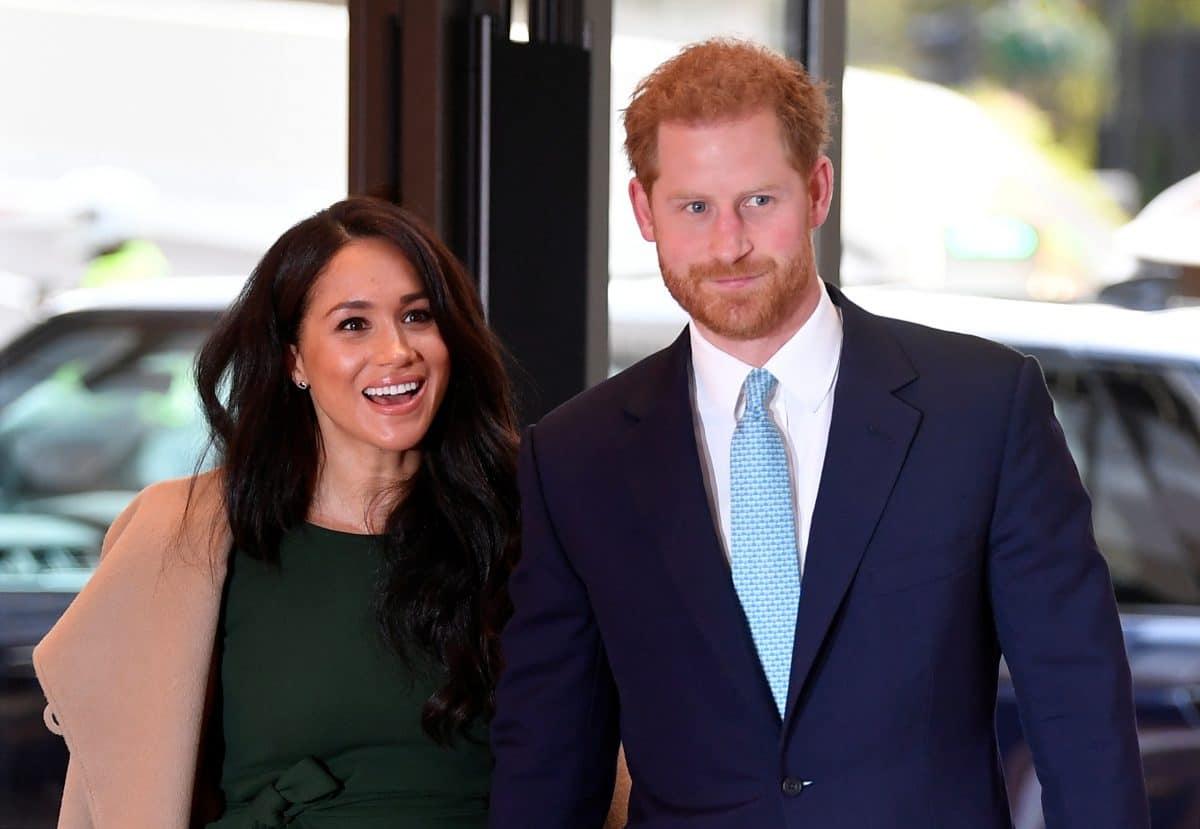 Meghan und Harry zum zweiten Mal Eltern geworden