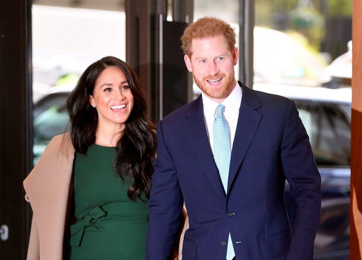 Meghan und Harry: So reagieren die Royals auf die Geburt ihrer Tochter