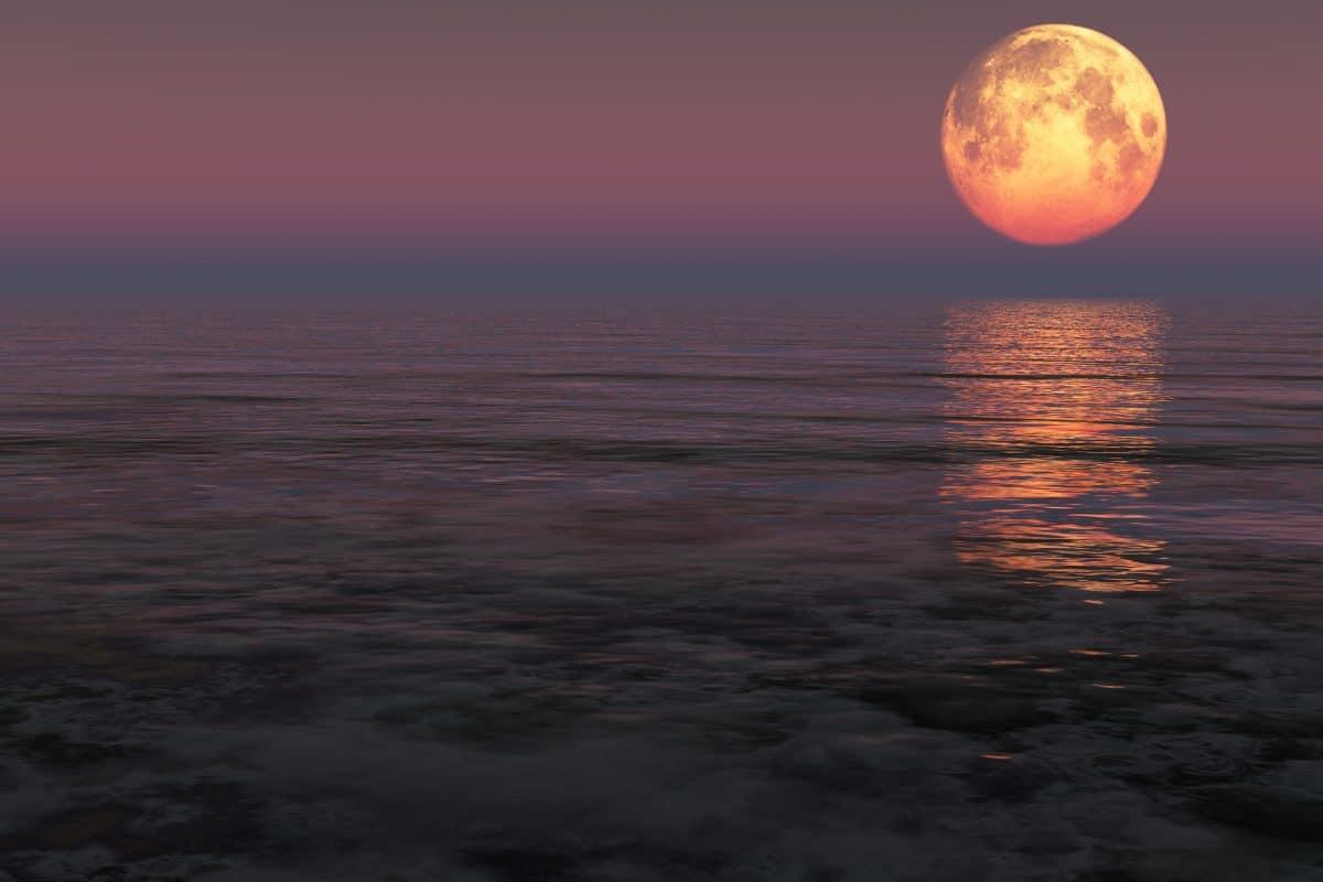 Vollmond am 24. Juni: Diese Kraft hat der Strawberry Moon