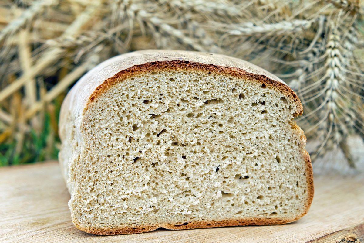 Brot mit Chia Samen