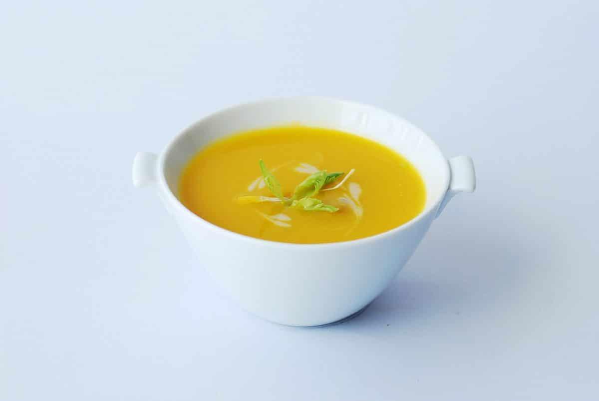 Kartoffelwasser Suppe