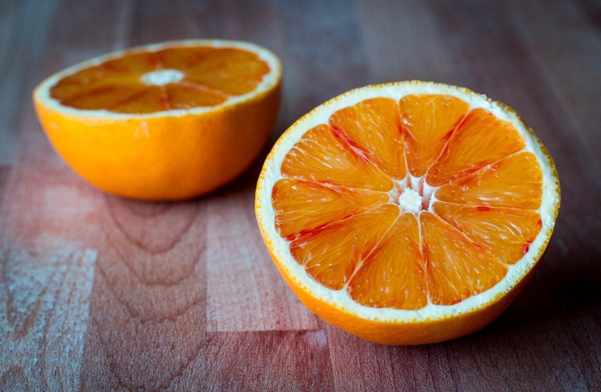 Orangensalat Rezept