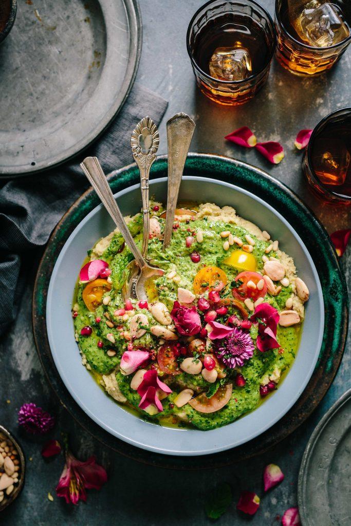 Persischer Salat