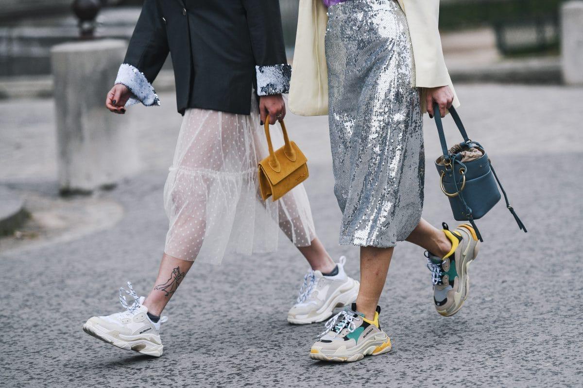 Sneaker-Trends: Diese Modelle tragen wir jetzt