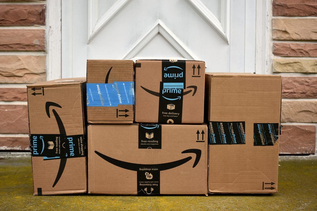 Amazon entwickelt Roboter für Paketlieferungen