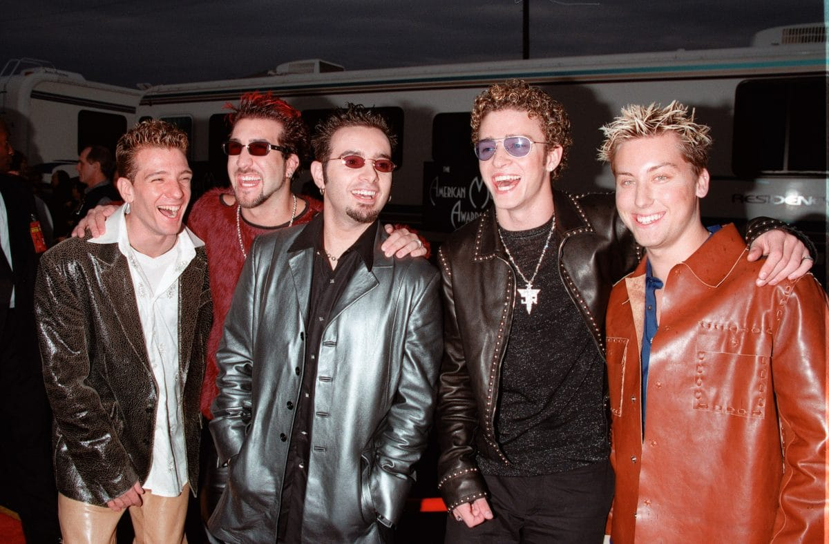 Backstreet Boys bald mit *NSYNC gemeinsam auf Tour?