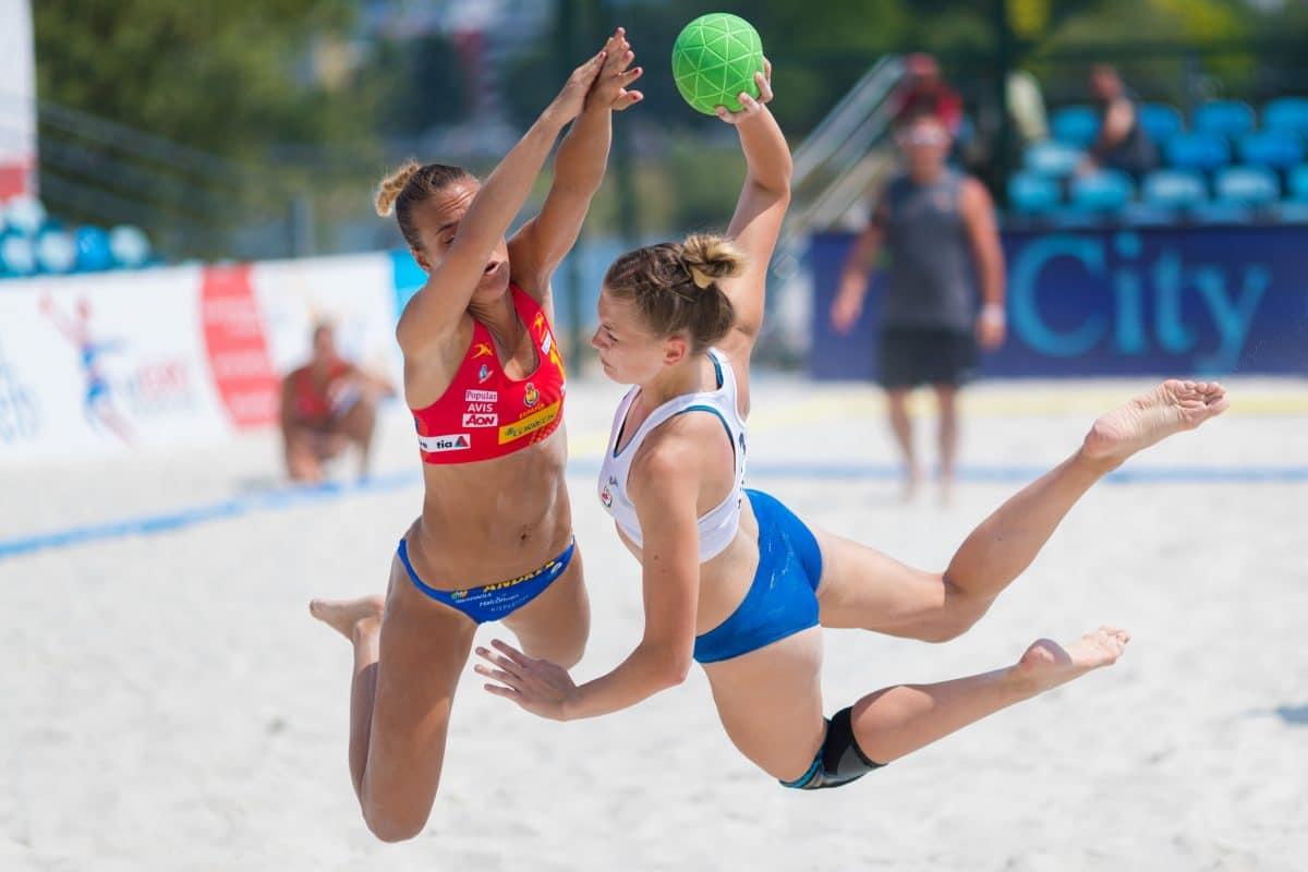 Geldstrafe für norwegische Beachhandballerinnen: Sie trugen Shorts statt Bikini-Höschen