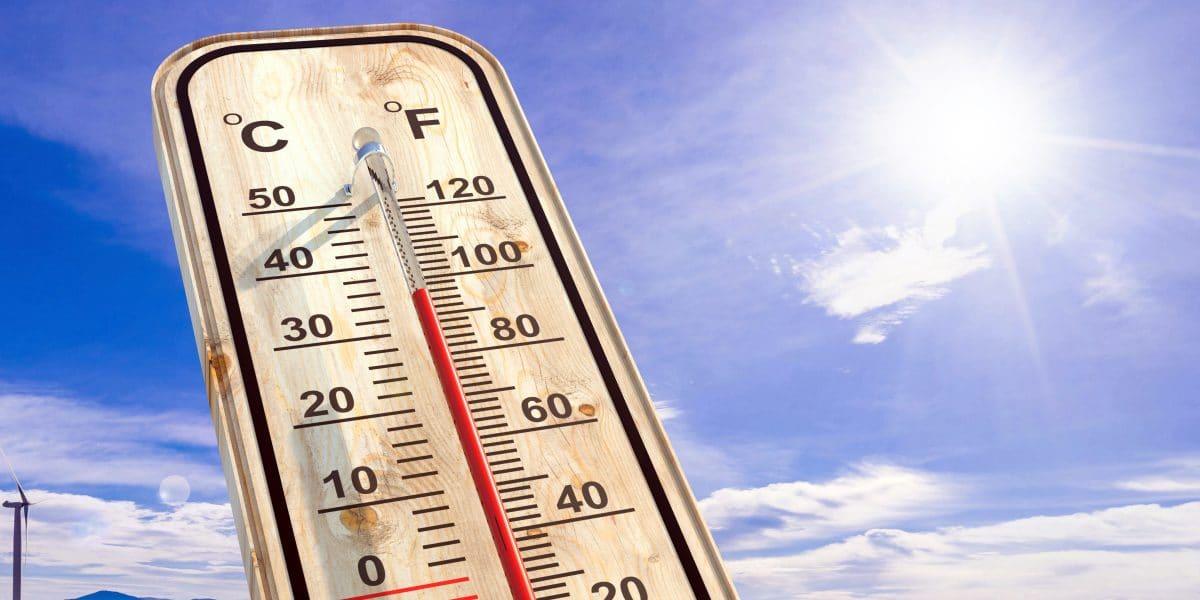 Bis zu 38 Grad am Donnerstag: Kurze Hitzewelle gefolgt von schweren Gewittern