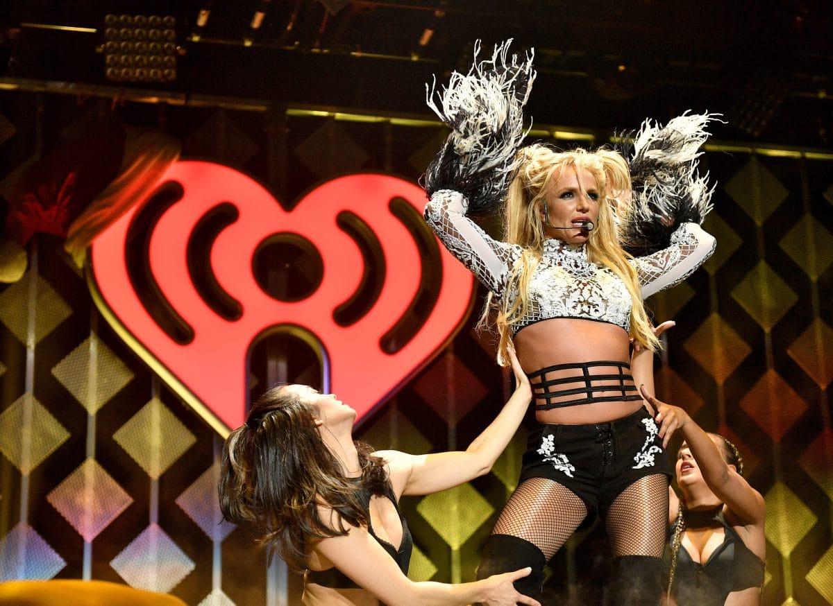 Britney Spears: Sie macht ab sofort keine Live-Auftritte mehr