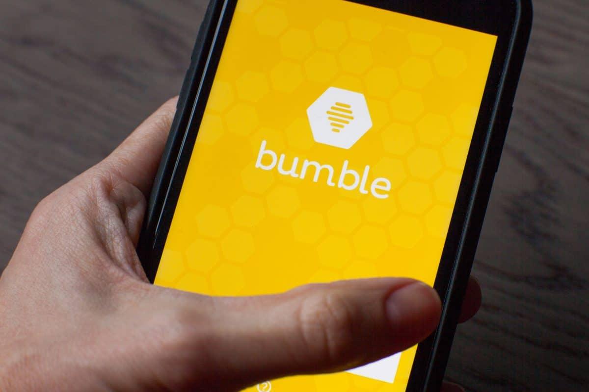 Die Dating-App Bumble eröffnet ein eigenes Single-Café