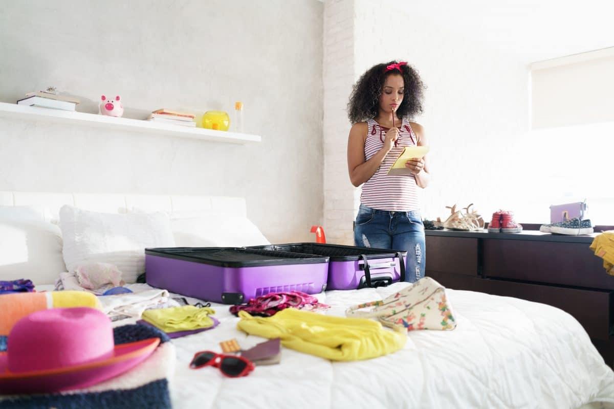 Mit diesen 6 Tricks packst du nur Dinge ein, die du im Urlaub wirklich brauchst