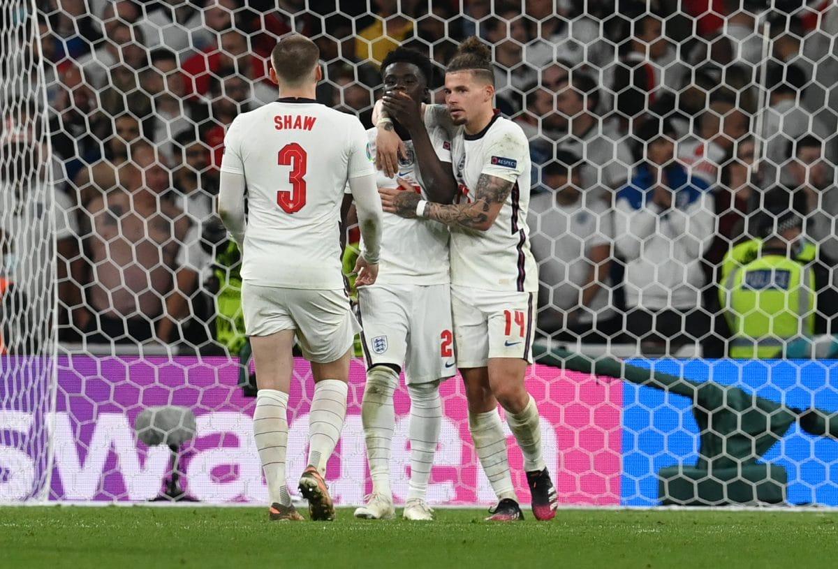 EM-Finale: Rassistische Beleidigungen gegen englische Fußballspieler