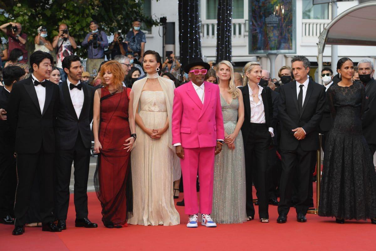 Filmfestspiele in Cannes 2021: Das waren die besten Outfits der Stars