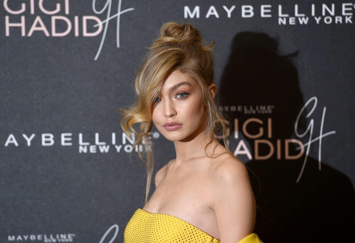 """Gigi Hadid wendet sich an Paparazzi: """"Bitte zeigt das Gesicht meiner Tochter nicht"""""""