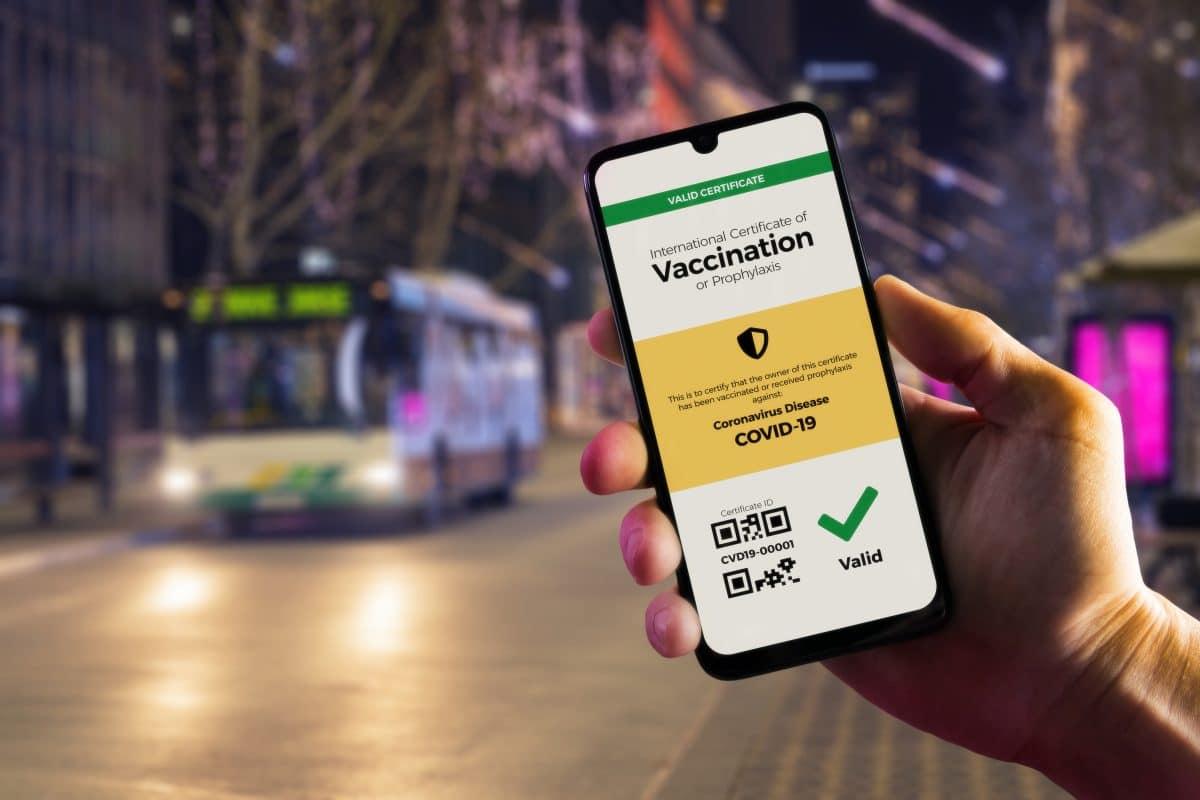 """""""Grüner Pass""""-App jetzt auch für Android-Nutzer verfügbar"""