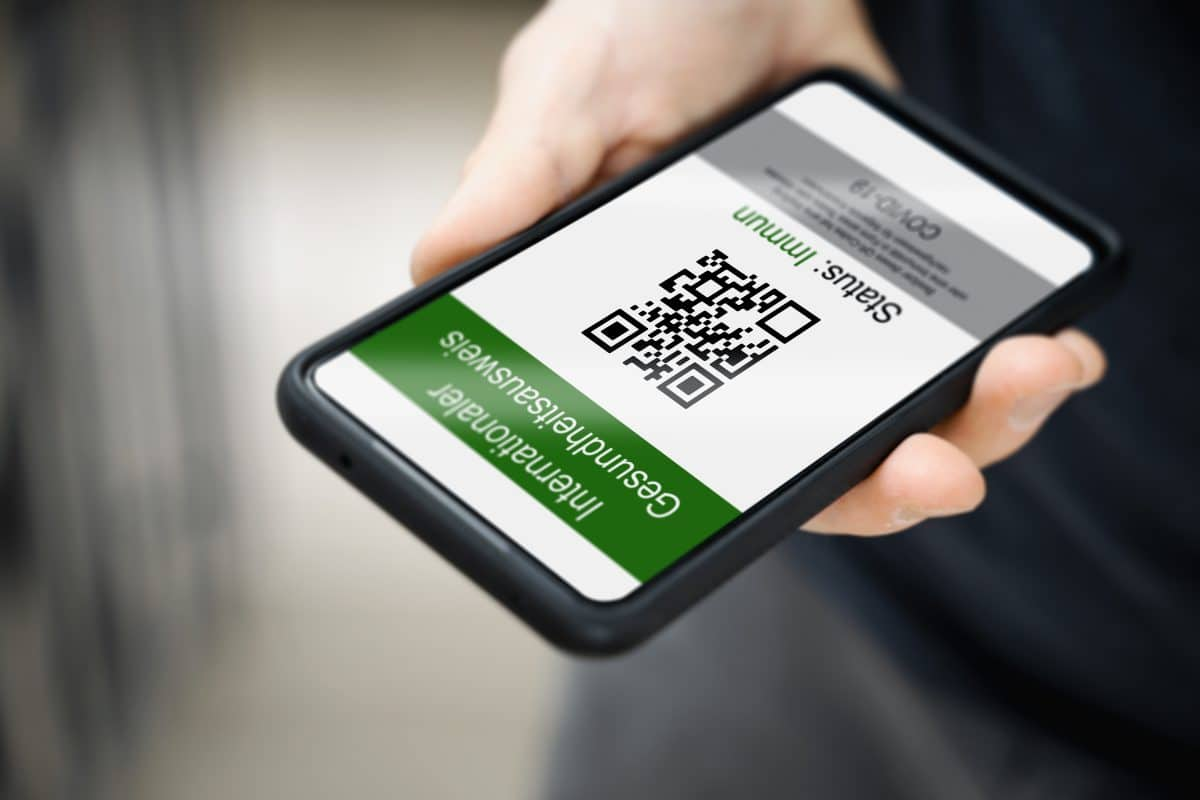 """""""Grüner Pass""""-App: Corona-Nachweis jetzt auch als App verfügbar"""