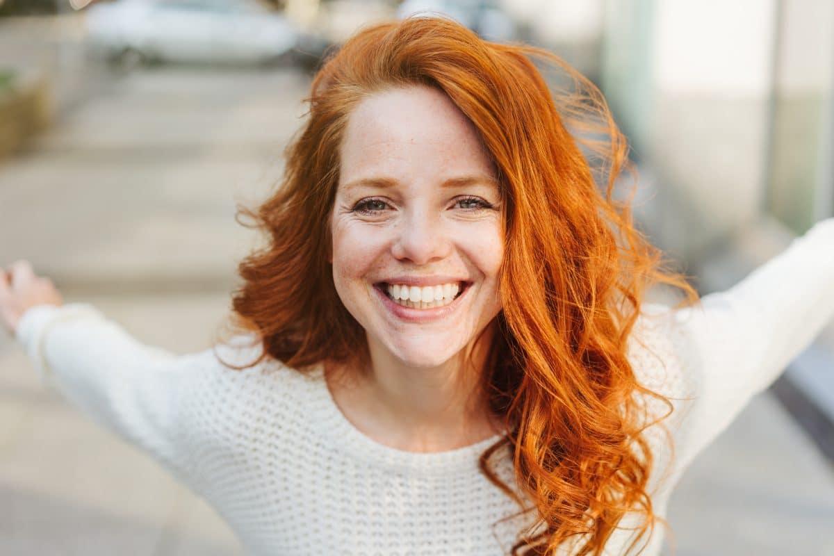 Haarfarben: Diese Rottöne sind im Sommer 2021 im Trend
