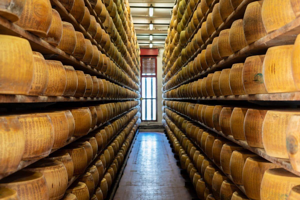 Der Käse-Kredit: Italienische Bank akzeptiert Parmesan als Sicherheit für Kredite