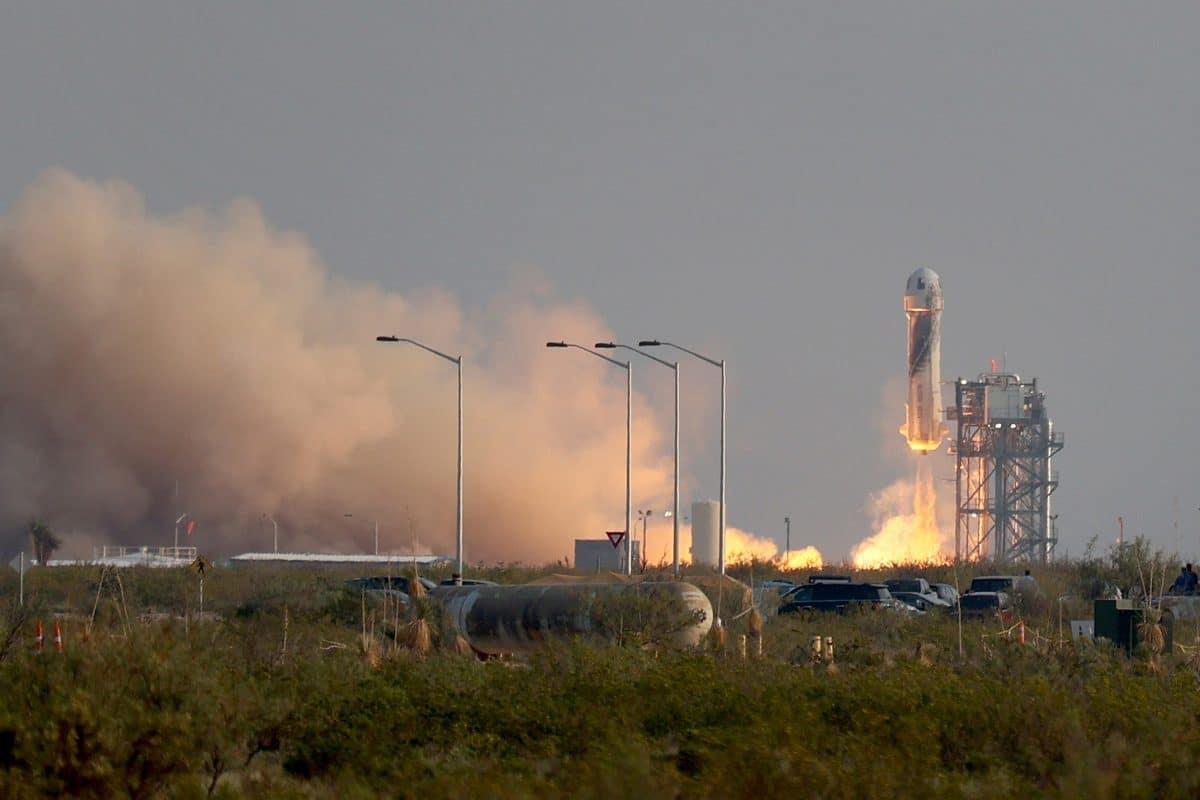 Jeff Bezos: Das sind die witzigsten Reaktionen zu seiner Rakete