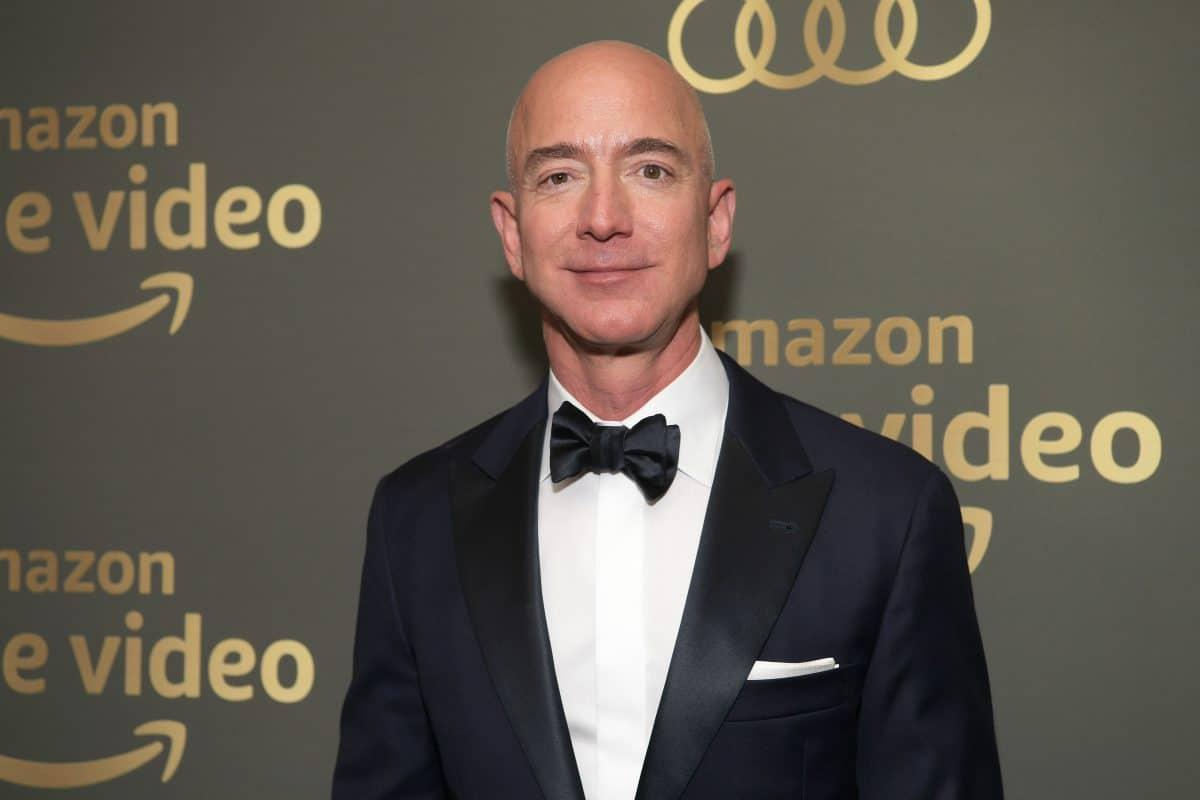 Jeff Bezos fliegt ins Weltall: Der Countdown läuft